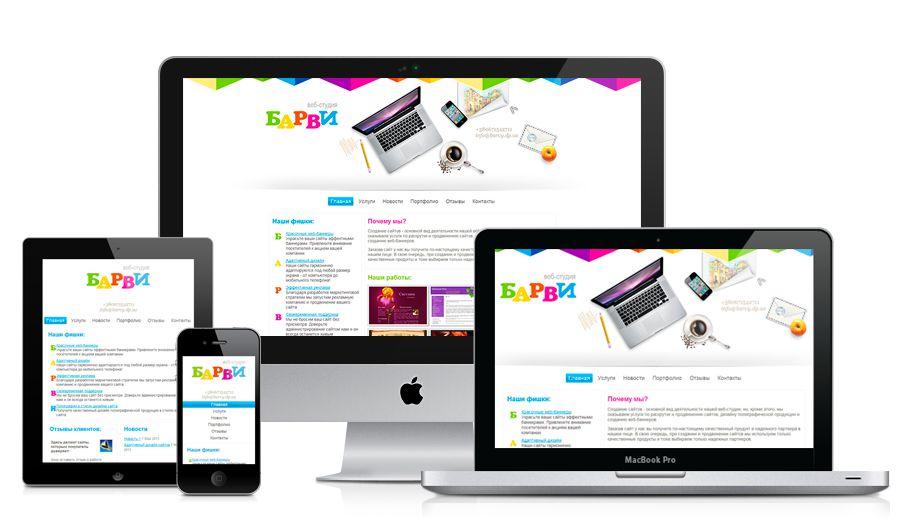 Что лучше, адаптивный дизайн или мобильная версия сайта
